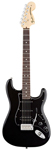 Fender American Special Stratocaster HSS Black with Gig Bag