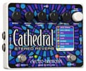 Electro Harmonix Cathedral Deluxe Reverb Guitar Pedal