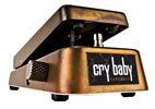 Dunlop JC95 Jerry Cantrell Crybaby Wah Pedal