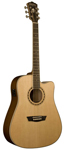 Washburn WD10SCE Acoustic Electric Guitar