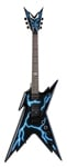Dean Razorback DB Floyd Rose Electric Guitar with Case
