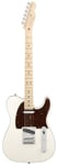 Fender American Deluxe Telecaster Maple Fingerboard Pearl White with Case