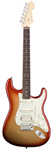 Fender American Deluxe HSS Stratocaster Rosewood Neck wCase