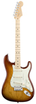 Fender American Deluxe Stratocaster Tabacco Sunbusrt with Case
