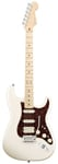 Fender American Deluxe Strat HSS Maple Fingerboard with Case