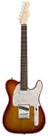 Fender American Deluxe Telecaster Aged Cherry Sunburst with Case