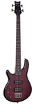 Schecter Raiden Special 4 Left Handed Electric Bass Guitar