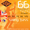 Rotosound Swing Bass 66 Long Scale 5-String Bass Strings