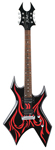 BC Rich Metal Master Warlock Electric Guitar