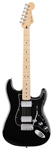 Fender Blacktop Stratocaster HH Electric Guitar Maple