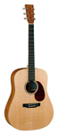 Martin DX1KAE X Series Acoustic Electric Guitar Natural