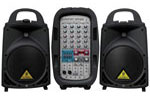 Behringer EPA300 Europort Portable PA System-Used