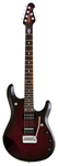 Music Man John Petrucci Electric Guitar with Case Red Pearl Burst