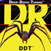DR Strings DDT13 Drop Down Tuning Electric Guitar Strings 13-65