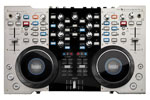 Hercules DJ Console 4 MX USB DJ Controller with Bag