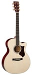 Martin GPCPA Mahogany Performing Artist AE Guitar with Case