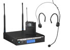 Electro-Voice R300EA Omni Headset Wireless Mic System Band A