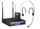 Electro Voice R300E UHF Headset Wireless Microphone System