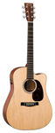 Martin DCPA4 Performing Artist Acoustic Electric Dreadnought Guitar