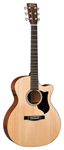 Martin GPCPA4 Acoustic Electric Guitar Natural with Case