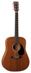 Martin DRS1 Acoustic Electric Dreadnought Guitar Natural with Case
