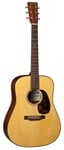 Martin D Mahogany 09 Acoustic Guitar with Case