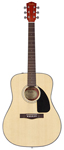 Fender CD60 Acoustic Guitar with Case