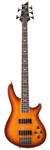 Schecter Omen Extreme 5 String Electric Bass Guitar