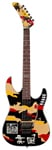 ESP LTD GL200K George Lynch Electric Guitar Kamikaze Graphic