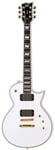 ESP LTD EC1000T CTM Traditional Electric Guitar Snow White