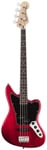 Squier Vintage Modified Jaguar Bass Special Crimson Red
