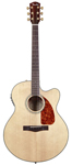 Fender CJ290SCE Jumbo Acoustic Electric Guitar