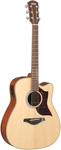 Yamaha A1 Cutaway Acoustic Electric Guitar