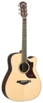 Yamaha A3R Cutaway Acoustic Electric Guitar with Case