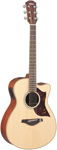 Yamaha AC1 Cutaway Acoustic Electric Guitar