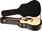 On Stage GCC-5000B Classical Guitar Hard Case