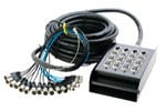 In Line Audio 12 Channel Audio Snake