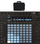 Ableton Push 2 Grid Controller for Ableton Live with Gator DJ Bag
