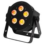 ADJ 5P Hex Black Stage Light