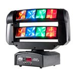 ADJ Crazy Pocket 8 Moving Head Effect Light