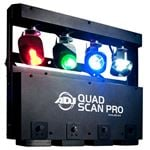American DJ Quad Scan Pro Effect Light