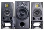 ADAM Audio A3X-Sub7 Active Studio Monitor And Subwoofer Bundle