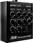 AER Pocket Tools Dual-Mix Microphone/Instrument Mixer Preamp