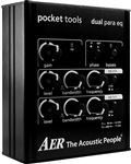AER Dual-band Parametric EQ w/Switchable Frequenc