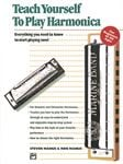 Alfred's Teach Yourself to Play Harmonica Book