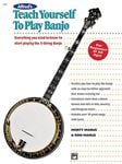Alfred's Teach Yourself to Play Banjo Book