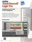 Alfreds Teach Yourself Logic Pro/Express Book and DVD