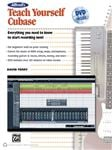 Alfreds Teach Yourself Cubase Book and DVD