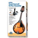 Alfreds Teach Yourself to Play Mandolin Package
