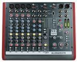 Allen and Heath ZED10FX 10 Channel Multipurpose Mixer With USB And FX
